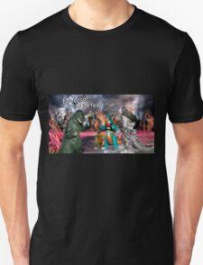 Noooooo! Not the Tardis! Unisex T-Shirt