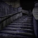The Dark Stairs by tazee