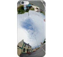 Glencolmcille - Biddy's Crossroads Pub(Sky-in) iPhone Case/Skin