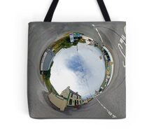 Glencolmcille - Biddy's Crossroads Pub(Sky-in) Tote Bag
