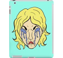 Emotional: Anastasia (color) iPad Case/Skin