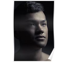 Eli Lewis - Headshot Poster