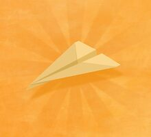 Paper Airplane 116 by YoPedro