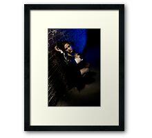 You want me? Framed Print