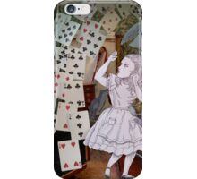 Alice In Wonderland/The Pack of Cards iPhone Case/Skin