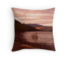 Evening at Thirlmere 2 Throw Pillow