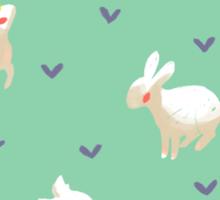 King Rabbit Sticker
