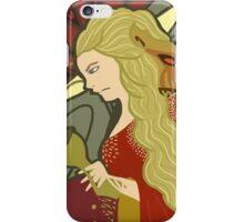 Cersei Lannister iPhone Case/Skin