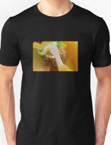 Yellow Pepper Unisex T-Shirt