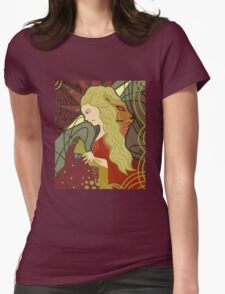 Cersei Lannister Womens Fitted T-Shirt