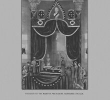 President Abraham Lincoln Lying In State by warishellstore