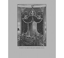 President Abraham Lincoln Lying In State Photographic Print