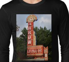 The Red Arrow Diner, Manchester, NH Long Sleeve T-Shirt