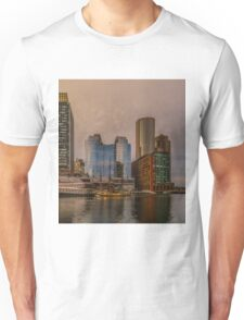 View on Boston tea party Unisex T-Shirt