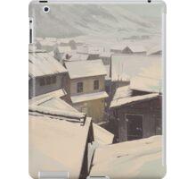 Winter Town iPad Case/Skin