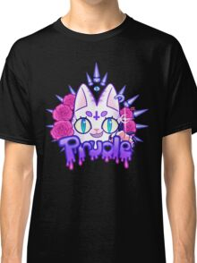 Prude Kitty Classic T-Shirt