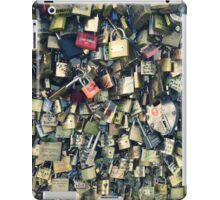 Lockets iPad Case/Skin