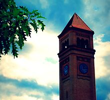 Clocktower by Oranje