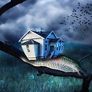 I'm moving house.... by Amanda  Cass