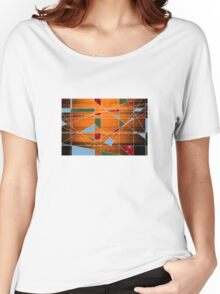 Corner #5 Women's Relaxed Fit T-Shirt