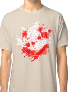 Ghostbusters Logo Paint Splatter Classic T-Shirt