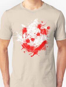 Ghostbusters Logo Paint Splatter Unisex T-Shirt