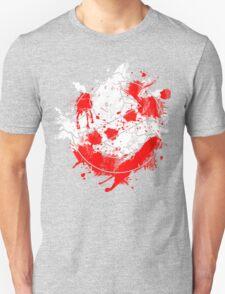 Ghostbusters Logo Paint Splatter T-Shirt