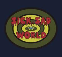 Sick Sad World Kids Tee