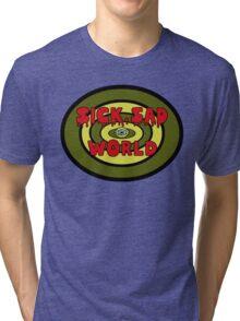 Sick Sad World Tri-blend T-Shirt