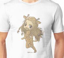 My Giraffe Name..? Unisex T-Shirt