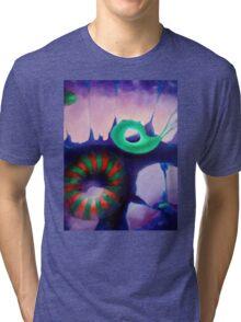 Coral Cavern 1.0  Tri-blend T-Shirt