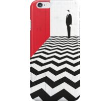 Twin Peaks Black Lodge iPhone Case/Skin