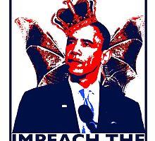 Obama by CrazyTigerLady