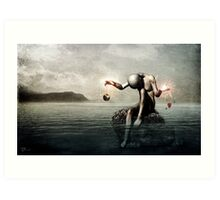 Open Memory: One For Two Art Print