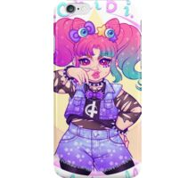 Chibi Yet Deadly iPhone Case/Skin