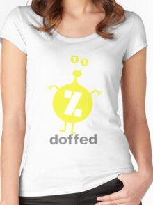 alien?! Women's Fitted Scoop T-Shirt