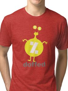 alien?! Tri-blend T-Shirt