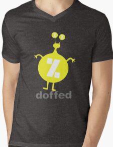 alien?! Mens V-Neck T-Shirt