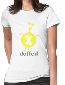 alien?! Womens Fitted T-Shirt