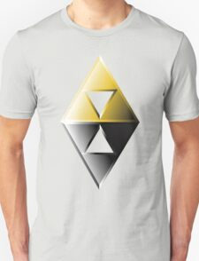 A Link Between Worlds Triforce Logo Unisex T-Shirt