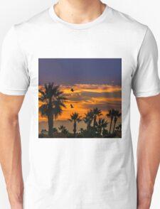 Sunrise in California Unisex T-Shirt