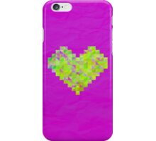 Neon Valentines iPhone Case/Skin