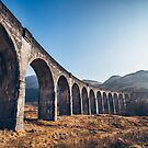 Glenfinnan Viaduct, Scotland by Alessio Michelini