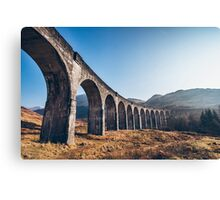 Glenfinnan Viaduct, Scotland Canvas Print