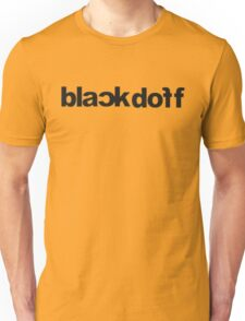 *blackdoff logo* Unisex T-Shirt
