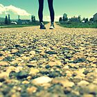 Road | Legs [1] by MRPhotography