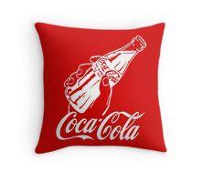 COCA-COLA 10 Throw Pillow