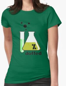 *chemical* Womens Fitted T-Shirt