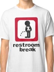give ur self some break... Classic T-Shirt