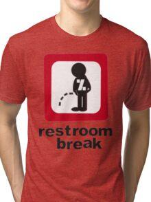 give ur self some break... Tri-blend T-Shirt